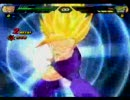 【DBZ】ドラゴンボールZ Sparking NEO (Wii) 孫悟飯vsセルJr&セル完全体