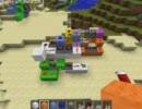 【Minecraft】 ピストンドアの解説(5x5ドア)