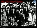 """Beginner[dBX""""2011 Type-R""""Remix] / AKB48 thumbnail"""