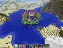 【Minecraft】 ピストンドアの解説(6x6ドア)