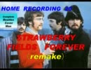 Beatles STRAWBERRY FIELDS FOREVER ( perfect cover ) remake