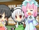 ショートコント第59話 『霊夢のバイト永遠亭編 part4』