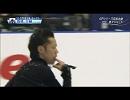 【ニコニコ動画】【高橋大輔】NHK杯 2011 SP(別アングル)【音声差し替え】を解析してみた