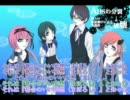 【AHSボカロ全出撃】初音ミクの分裂→破壊