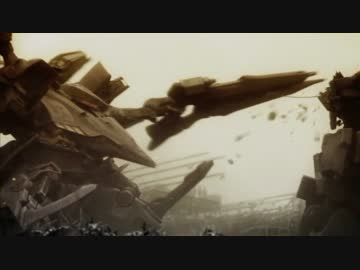 ARMORED CORE 4 OPムービー(ぬ...