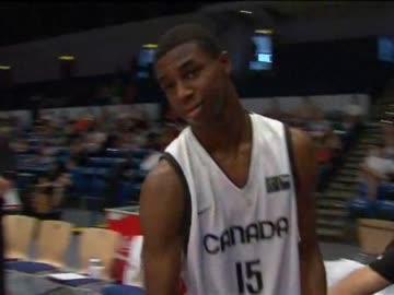 2010年U-17男子バスケ世界選手権...