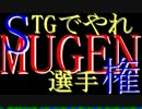 【MUGEN】STGでやれ選手権