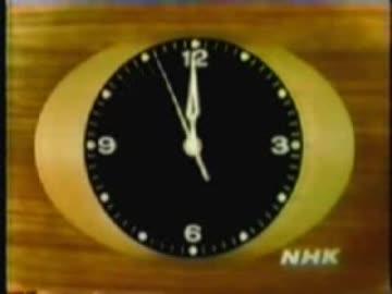 正午のNHKニュース・1987年 その...