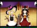 【ニコニコ動画】第6回東方M-1ぐらんぷり『巫女巫女スパーク』を解析してみた