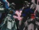 【機動戦士ガンダム0083】GP01Fb vs GP02A【スターダストメモリー】