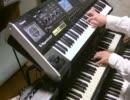 【ニコニコ動画】GALNERYUS「キーボードソロ詰め合わせ」を弾いてみたを解析してみた