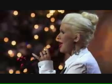 christina aguilera have yourself a merry little christmas disney 2011watch from niconico - Have Yourself A Merry Little Christmas Christina Aguilera