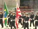 【ニコニコ動画】【演奏増量版】2008年ブラジル開催日本移民100周年式典【皇太子殿下閲兵】を解析してみた