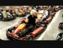 Alonso and Massa Kart Battle