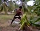 ブアカーオの蹴り