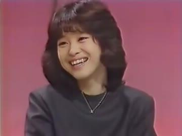 松田聖子 美女対談(1980年トーク...