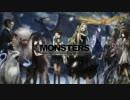【ボマス19】ボカロコンピ『MONSTERS』【クロスフェード】