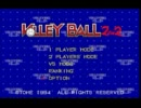 PC98の「VolleyBall 2on2」をやってみた。(クリアまで)