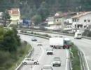 高速道路でドリフトの練習をするが… thumbnail