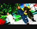 【APヘタリアMMD】枢軸が例のCMの曲で踊るそうです thumbnail
