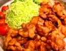【ニコニコ動画】ニンニクまみれの鶏唐揚げ♪ ~ジューシーに揚げるコツ~を解析してみた