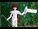 【ニコニコ動画】家のお人形さんにエクスカリバーコスをさせてみた(ヴザいバージョン)を解析してみた