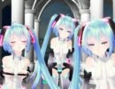 【MMD】【MMD】Tda式Appendミク さんがEVE