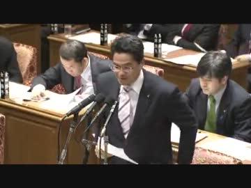 H24/02/20 衆院予算・花咲宏基(...