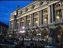 Love Never Dies - 'Till I  Hear You Sing - instrumental