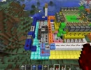 【Minecraft】 絶対に「本棚格納式エンチャント部屋」が作れる動画 中編 thumbnail