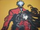 【切り絵】Unlimited Blade Works