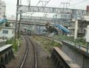 20110503 小田急線快速急行新宿行 向ヶ丘遊園(通過)→和泉多摩川(通過)