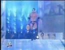 【ニコニコ動画】WWF Vengeance2001 統一王者決定戦 世界王座戦 前編を解析してみた