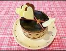 【ニコニコ動画】【まど☆マギ】ほむらちゃんのバレンタインケーキ作ってみたを解析してみた