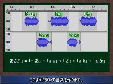 音源 作り方 Utau