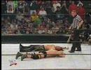 【ニコニコ動画】WWF Vengeance2001 統一王者決定戦 統一王座戦 前編を解析してみた