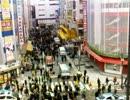 【ニコニコ動画】東日本大震災 3月11日地震発生時の秋葉原を解析してみた