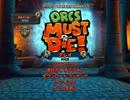 【ゆっくり実況】OrcsMustDie!【難易度Nightmare初見プレイ】Part1
