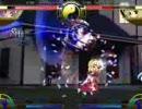 第一回東劇 Block D 010 アサクラ(レミリア) vs ですNO(アリス)