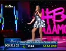 [Eurovision2012各国予選]キプロス代表曲「La La Love」