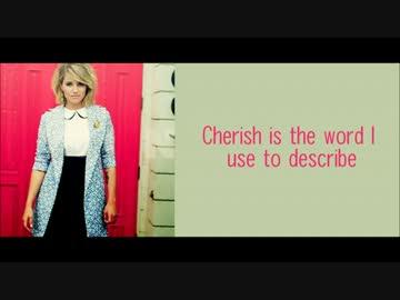 Cherish glee lyrics