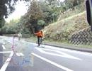 自転車で200km 2012BRM226アタック小田原城