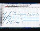 【ニコニコ動画】MIDIピアノでカオスを極めたかったを解析してみた