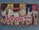 【ニコニコ動画】ST☆RISHのキャラケーキ作ってみた【マジLOVE1000%】を解析してみた