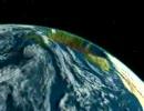 地球がブラックホールに吸われる