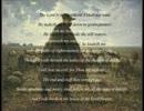 【ニコニコ動画】【オリジナル】 The Lord is my shepherd 【合唱曲】を解析してみた