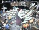 Terry Bozzio氏のテラドラム その3