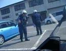 【車載】 スピード違反の瞬間