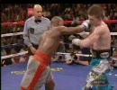 ボクシング フロイド・メイウェザー vs リッキー・ハットン