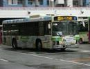 【ニコニコ動画】【前面展望】大阪市営バス 80号系統 鶴町四→あべの橋[臨時迂回]を解析してみた